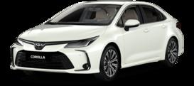 Toyota Corolla 1.6 CVT (122 л.с.) 2WD Престиж